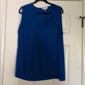 Chaus sleeveless shirt